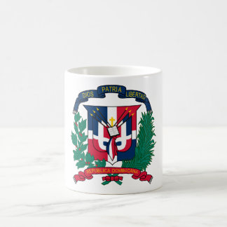 Dominican Republic Coat of arms  DO Coffee Mug