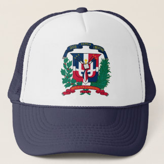 Dominican Republic Coat of arms  DO Trucker Hat