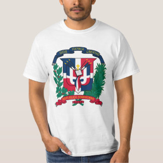 Dominican Republic Coat of Arms Shirts