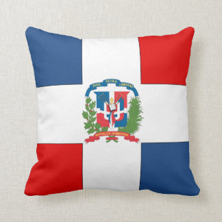 Dominican Republic Cushion