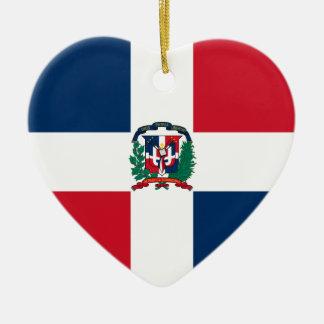 Dominican Republic, Denmark Christmas Ornament