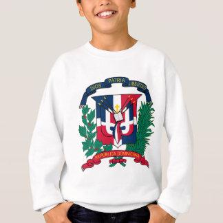dominican republic emblem sweatshirt
