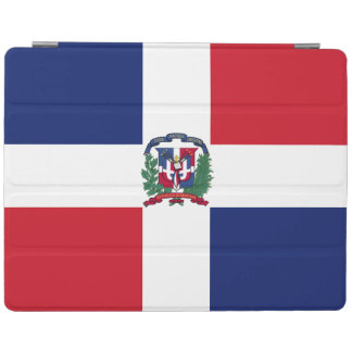 Dominican Republic Flag iPad Cover