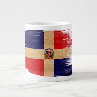 Dominican Republic Flag Large Coffee Mug