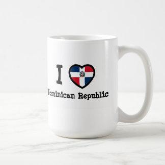 Dominican Republic Flag Mug