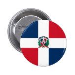 Dominican Republic Flag Pins