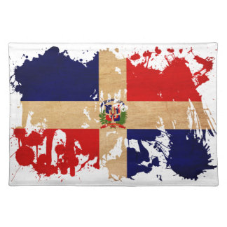 Dominican Republic Flag Placemat