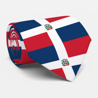 Dominican Republic flag Tie