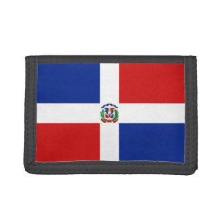 Dominican Republic Flag Wallet