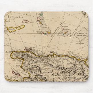 Dominican Republic, Haiti, West Indies Mouse Mat