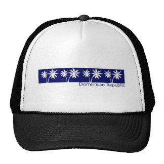 Dominican Republic Mesh Hat