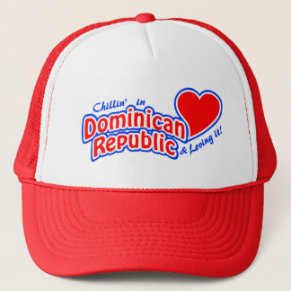 Dominican Republic hat - choose color