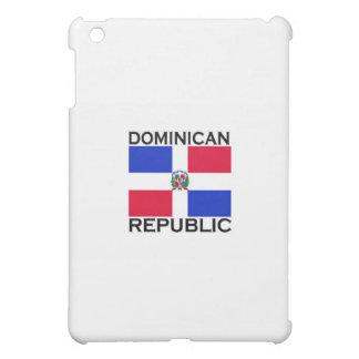 Dominican Republic iPad Mini Cases