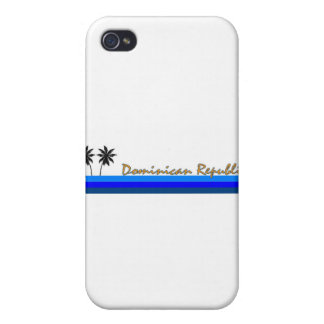 Dominican Republic iPhone 4 Cover