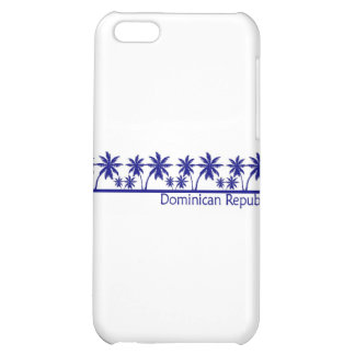 Dominican Republic Cover For iPhone 5C