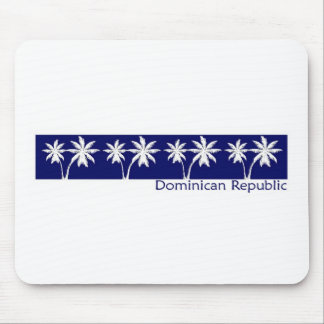 Dominican Republic Mouse Pads