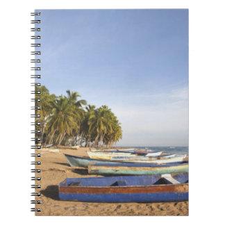 Dominican Republic, North Coast, Nagua, Playa Note Book