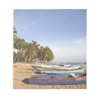 Dominican Republic, North Coast, Nagua, Playa Notepad
