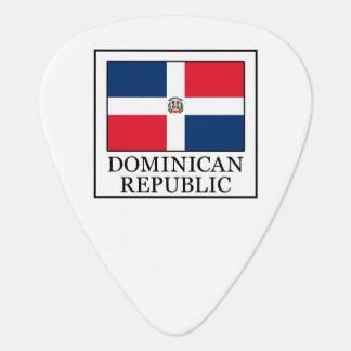 Dominican Republic Plectrum