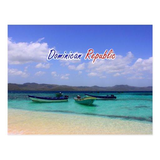 Dominican Republic Postcard