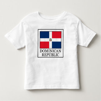 Dominican Republic Toddler T-Shirt