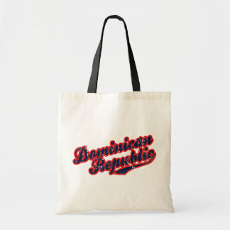 Dominican Republic Tote Bag