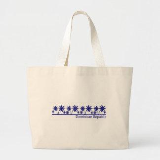 Dominican Republic Tote Bags