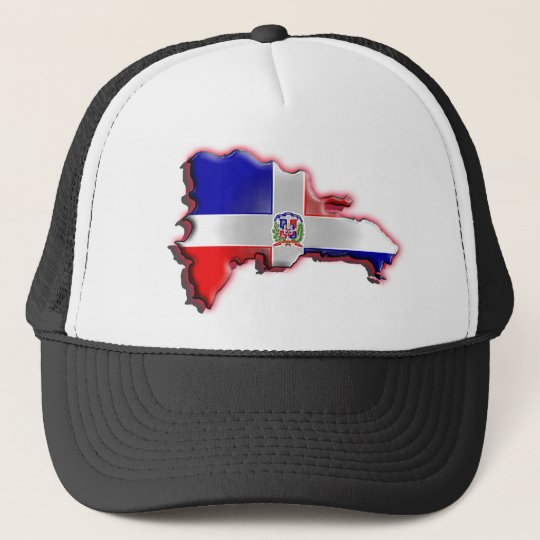 Dominican Republic Trucker Hat