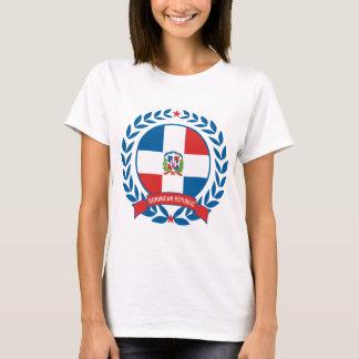 Dominican Republic Wreath T-Shirt