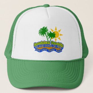 Dominican State of Mind hat - choose color