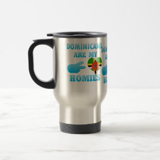 Dominicans are my Homies Stainless Steel Travel Mug