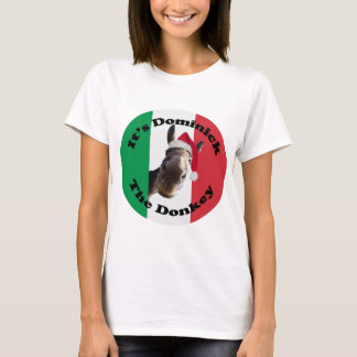dominick the donkey T-Shirt