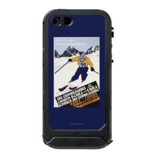 Dominion Ski Championship Poster Incipio ATLAS ID™ iPhone 5 Case