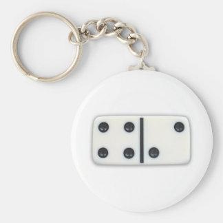 Domino Keychain 001