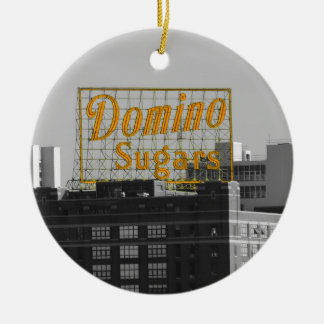 Domino Sugars Baltimore Christmas Ornament
