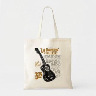 Domino Uke Ad Tote Bag