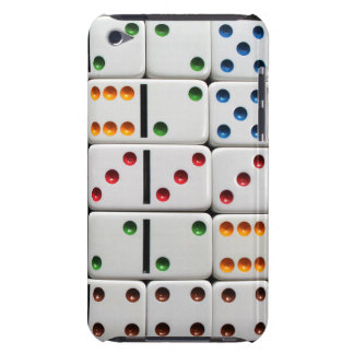 Dominoes iPod Touch 4th Generation Case iPod Touch Covers