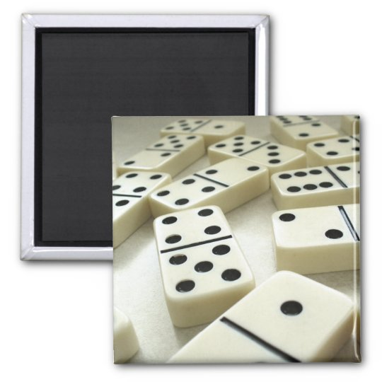 Dominoes Magnet 009