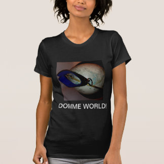 DOMME WORLD 2 T-SHIRTS