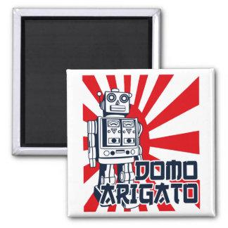 Domo Arigato Magnet