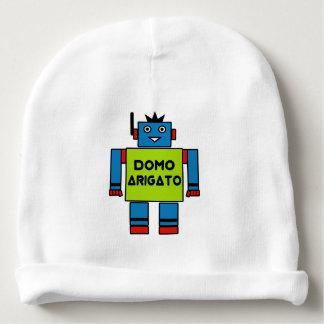 Domo Arigato Mr. Roboto Baby Hat Baby Beanie