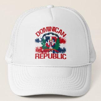 Domonican Republic Trucker Hat