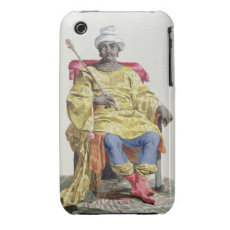 Don Alvares, King of the Congo, from 'Receuil des iPhone 3 Case-Mate Cases