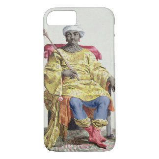 Don Alvares, King of the Congo, from 'Receuil des iPhone 8/7 Case