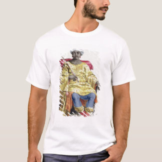 Don Alvares, King of the Congo, from 'Receuil des T-Shirt
