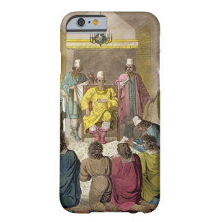 Don Alvaro, King of the Congolese on his Throne, p Barely There iPhone 6 Case