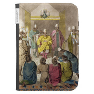 Don Alvaro, King of the Congolese on his Throne, p Case For The Kindle