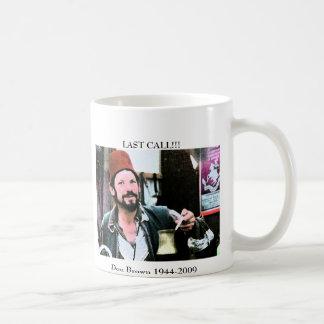 Don Brown Memorial Mug