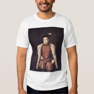 Don Carlos of Austria by Alonso Sanchez Tshirts