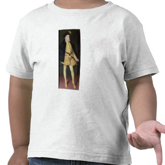 Don Carlos , son of King Philip II of Spain T Shirts
